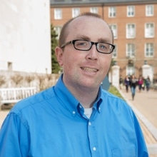 Wade Fletcher, Learning Specialist and Special Service Faculty, University Writing Program