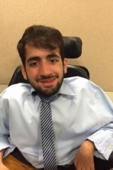 Jaggar DeMarco Student Speaker Headshot
